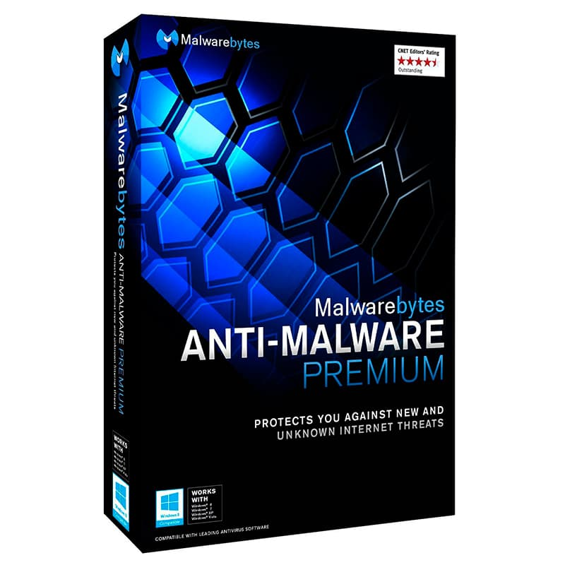 Malwarebytes AntiMalware Premium 2019 - Antivirus ...